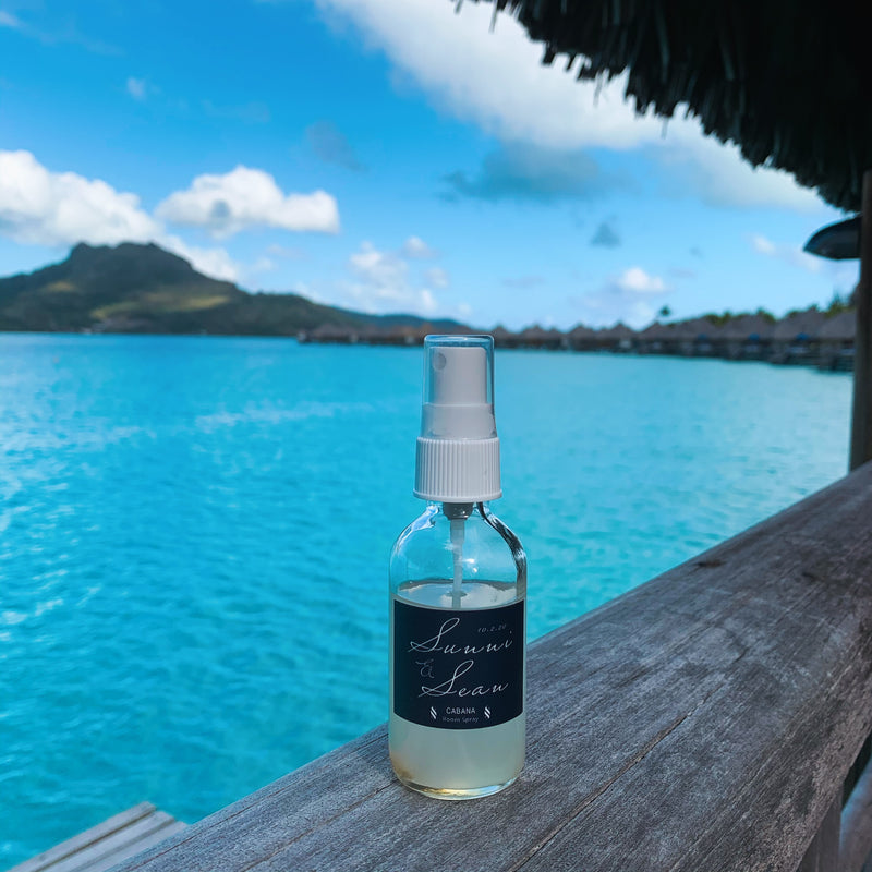 "Sunni Spencer Après Sea Room/Linen Spray - ""CABANA"""