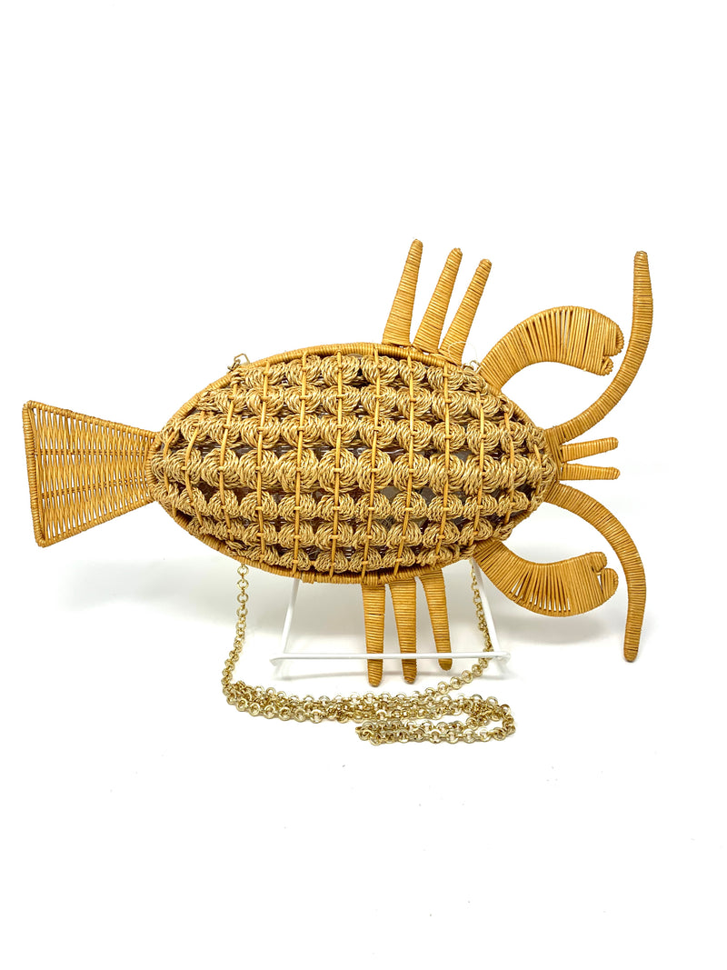 Serpui - JACK LOBSTER clutch