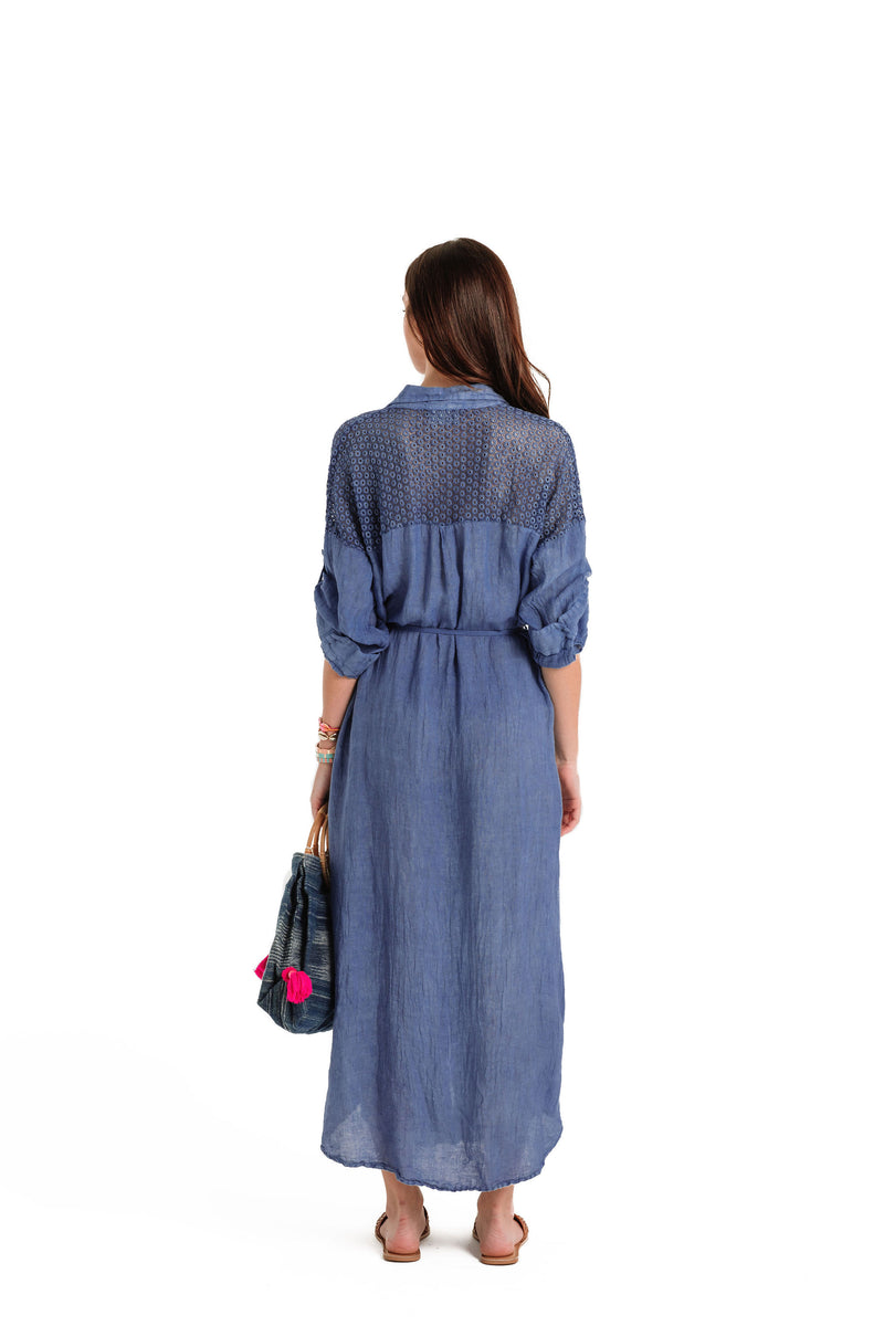 Sunday St Tropez Ida Dress
