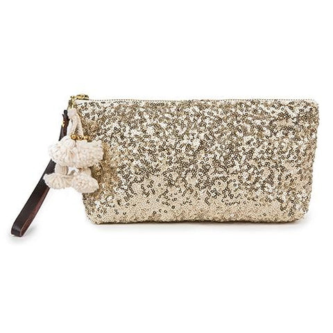 Tara Beaded Clutch- Aranaz