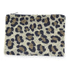 Ink + Alloy Cheetah Seed Bead Clutch