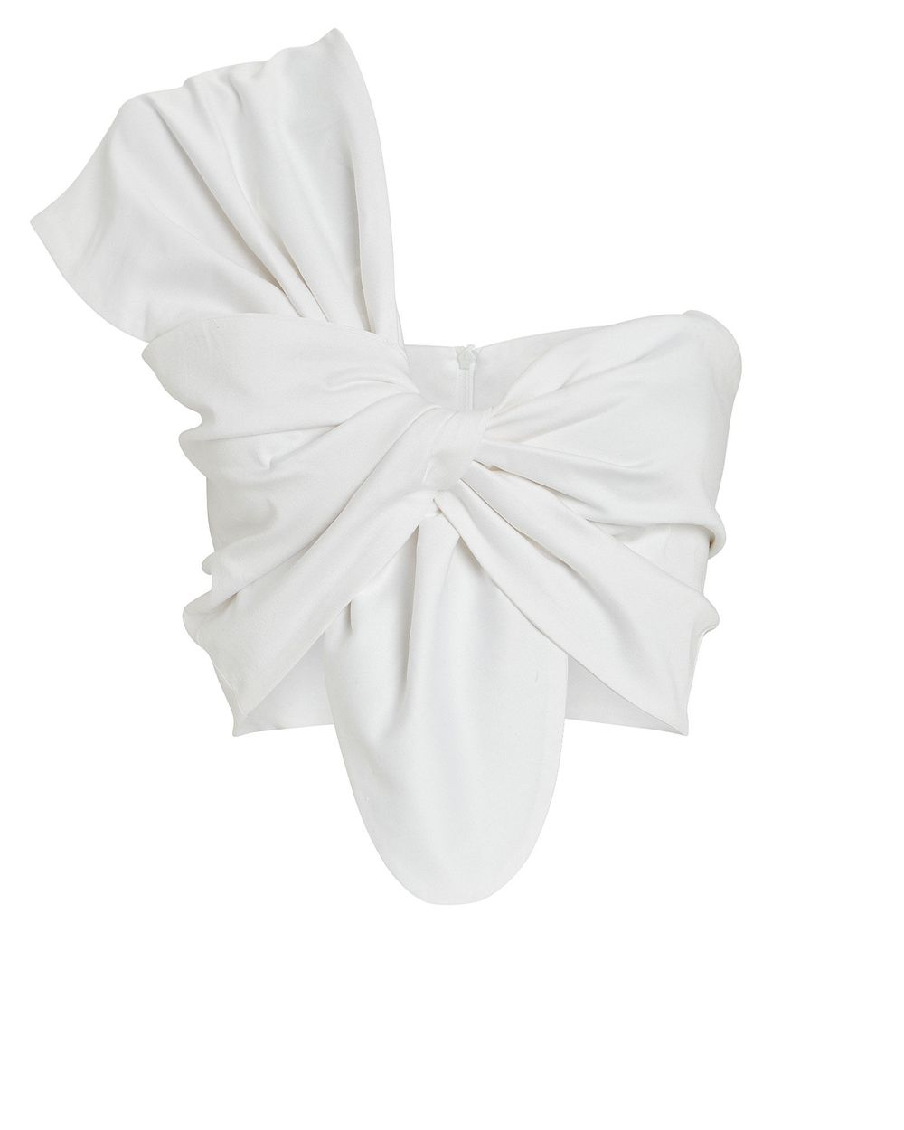 JUST BEE QUEEN - SOL BANDEAU TOP - WHITE