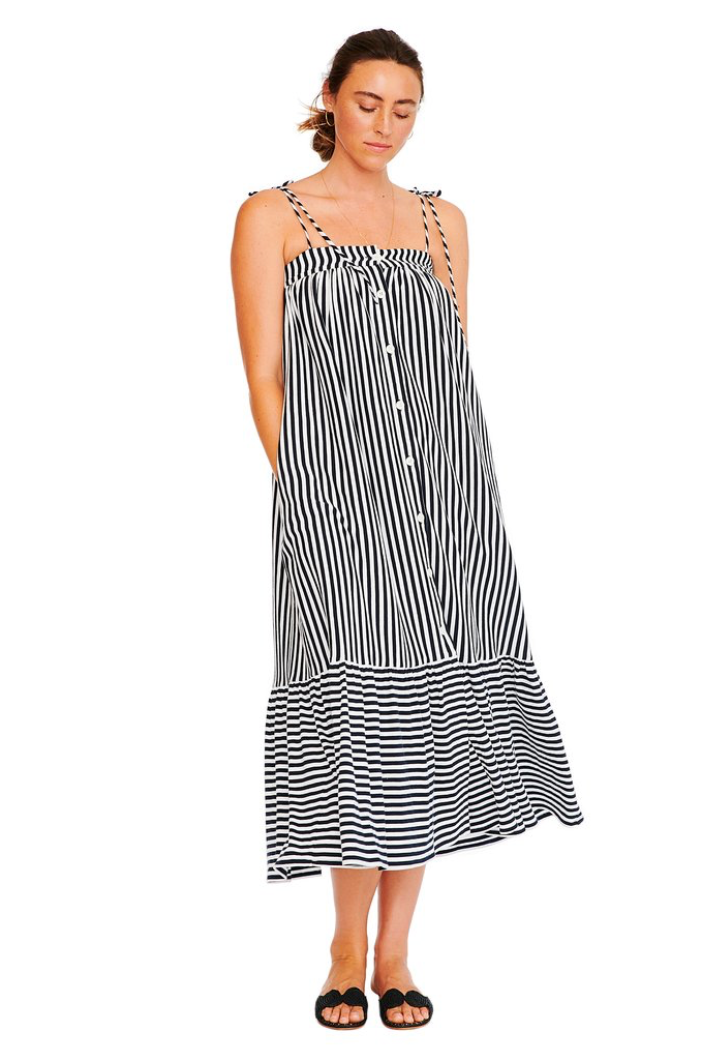 Easy Cami Dress - MDS Stripes