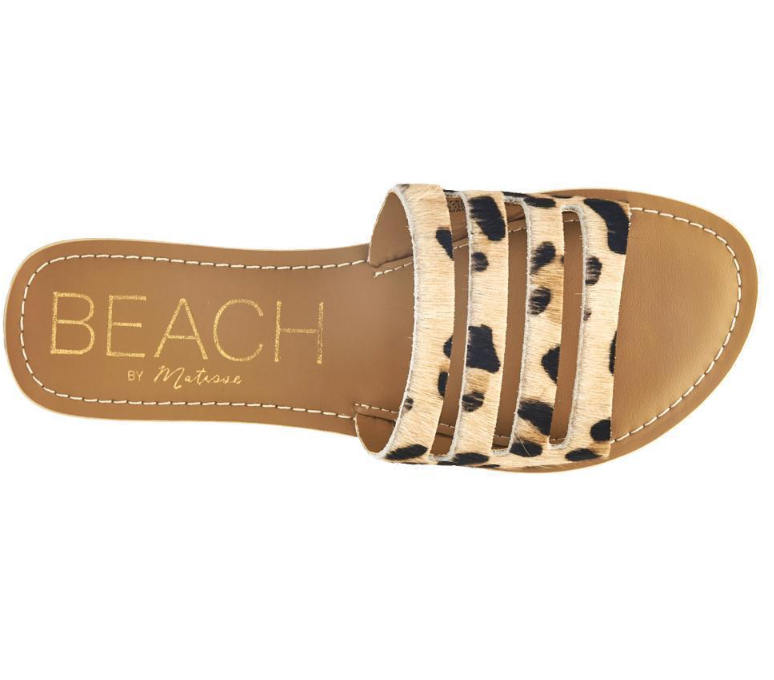 Boardwalk Slide - Leopard