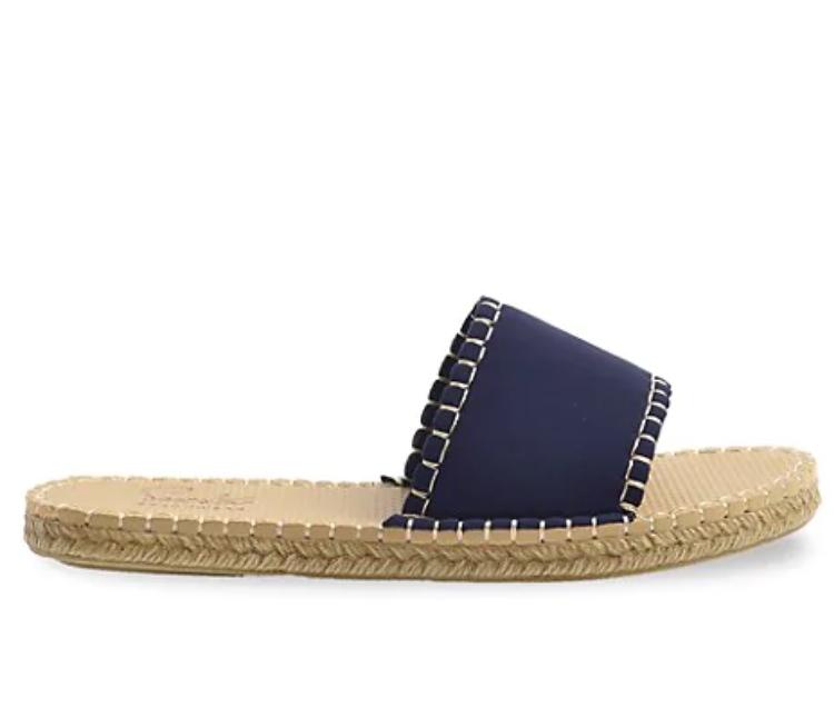 Sea Star Beachwear - Cabana Slide - Blue