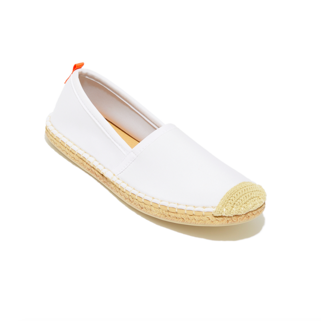 Women's Beachcomber Espadrille: White
