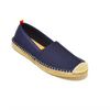 Sea Star Beachwear Beachcomber Espadrille: Women's Navy/White Mixed Stripe