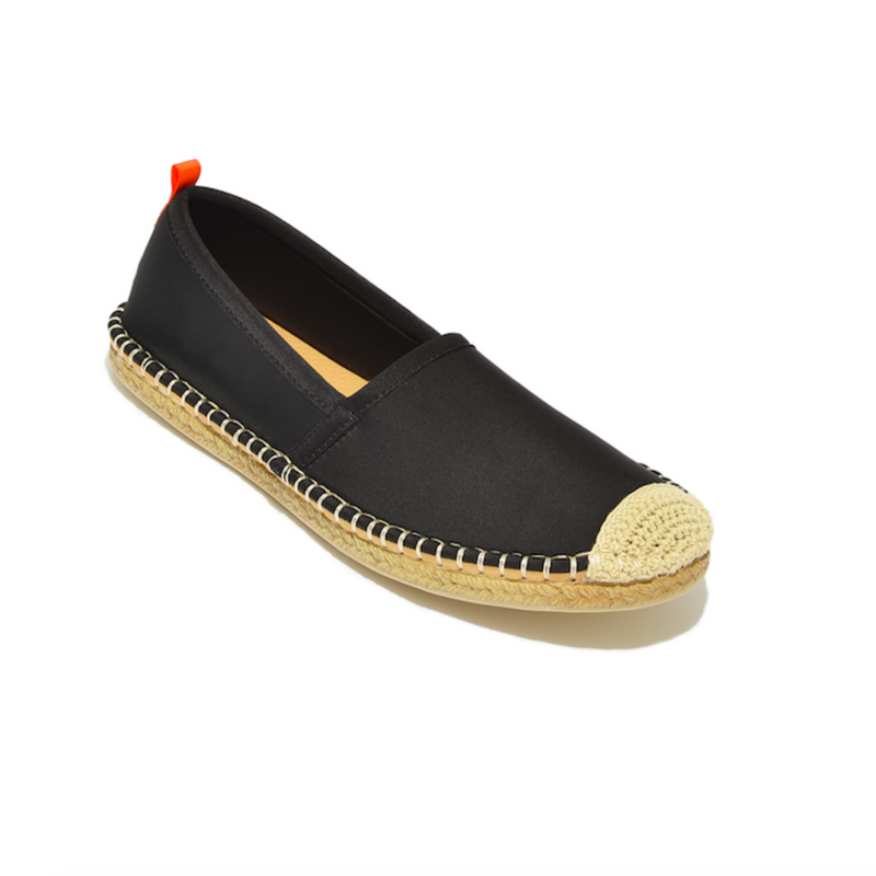 Women's Beachcomber Espadrille: Black