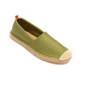 Sea Star Beachwear Beachcomber Espadrille: Women's Kelp Green