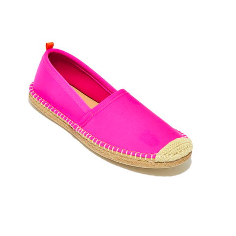Men's Sea Star Beachwear Beachcomber Espadrille: Sea Star Orange
