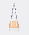 Gold Shell Bucket Bag- Aranaz