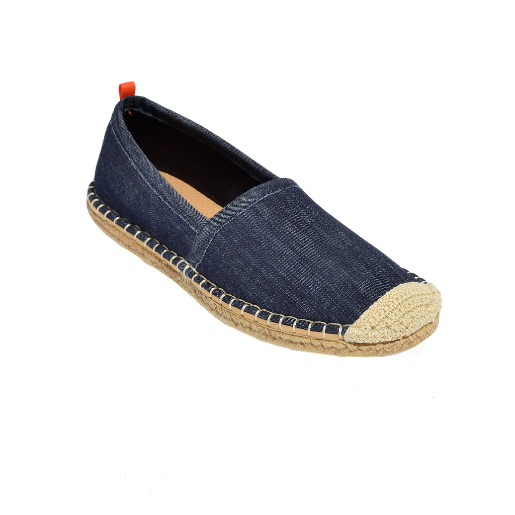 Women's Beachcomber Espadrille: Dark Denim