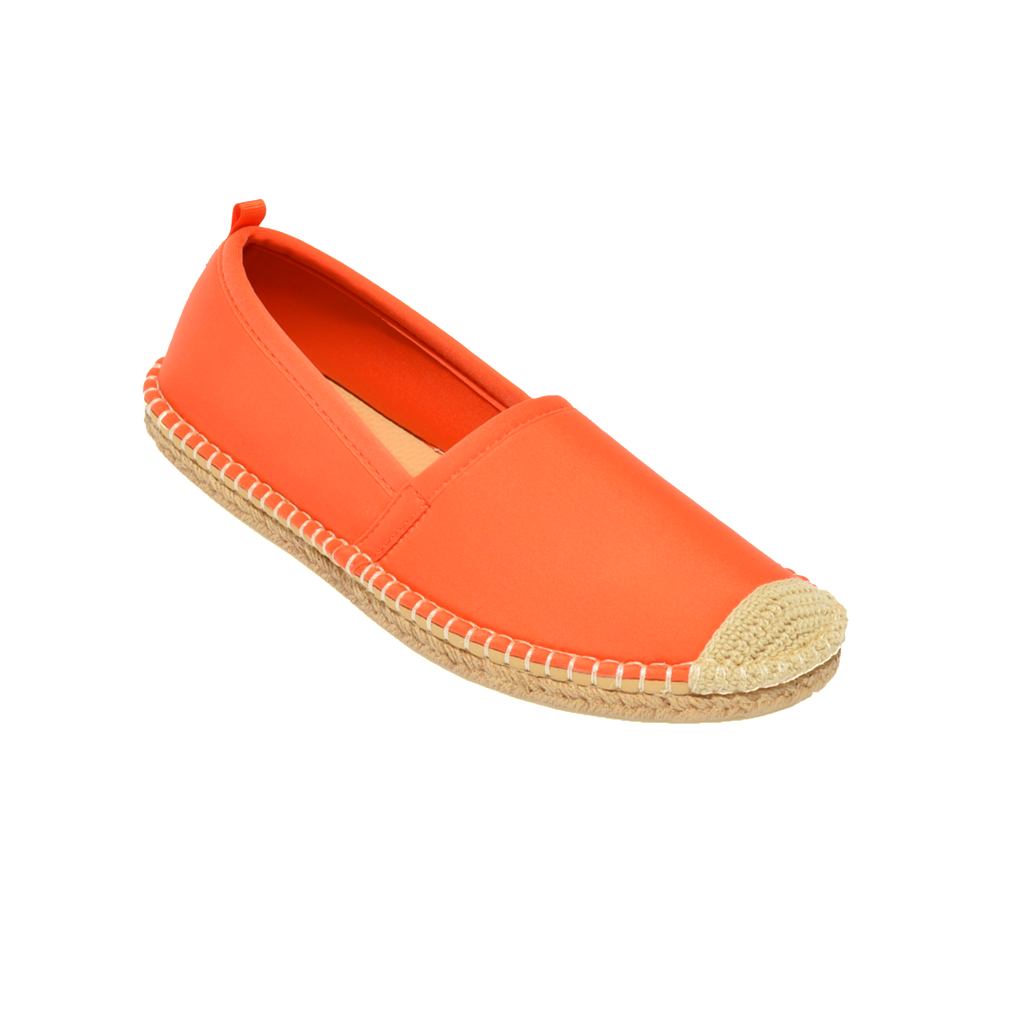 Sea Star Beachwear Beachcomber Espadrille: Women's Orange