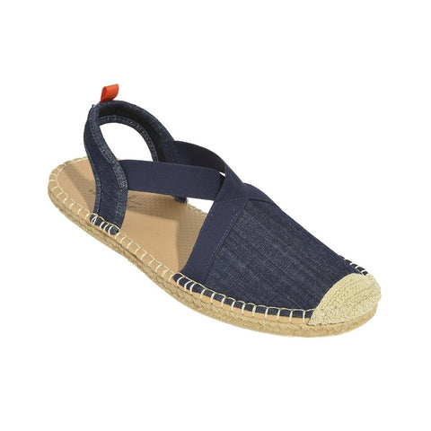 Men's Beachcomber Espadrille: White
