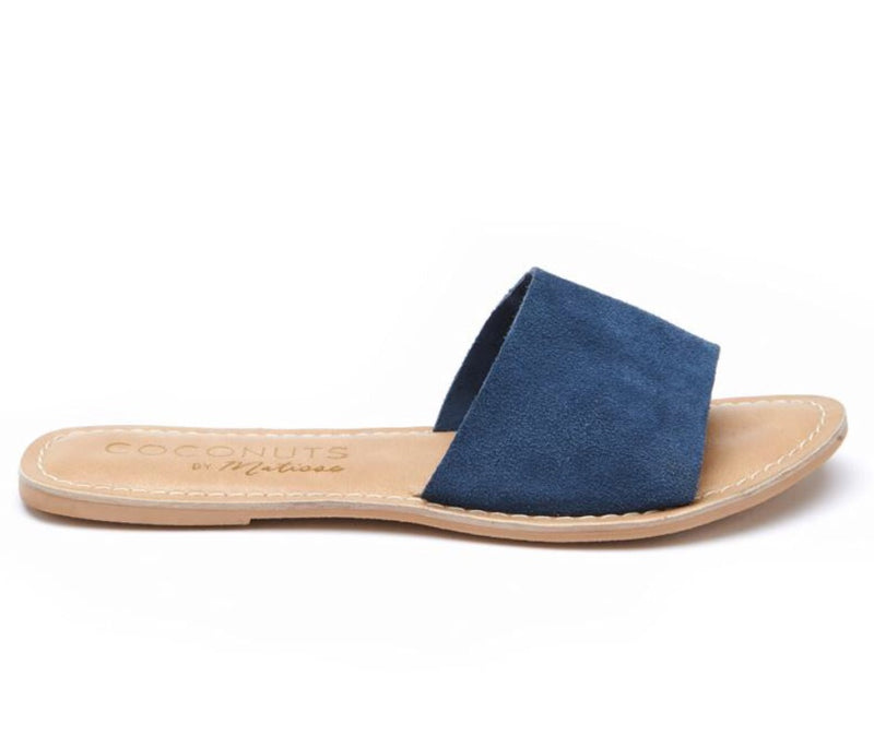 Coconut slides Blue Swade