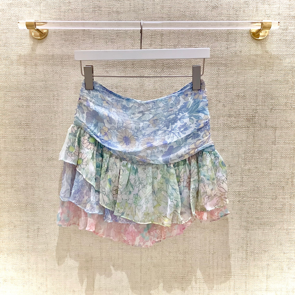 Love Shack Fancy - Como Skirt Enchanted Wind