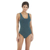 """Cosima"" Asymmetrical Swimsuit"