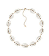 Metal Puka Shell Adjustable Bracelet