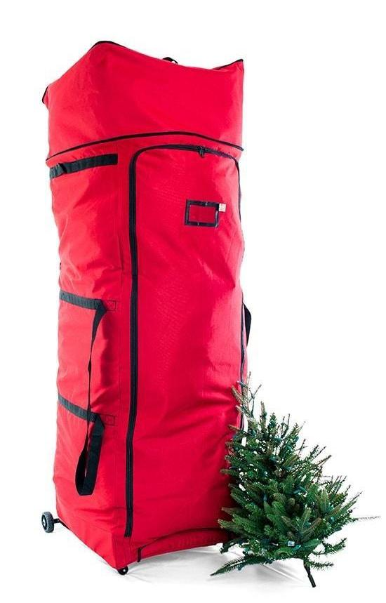 Expandable XXL Dolley tree storage bag