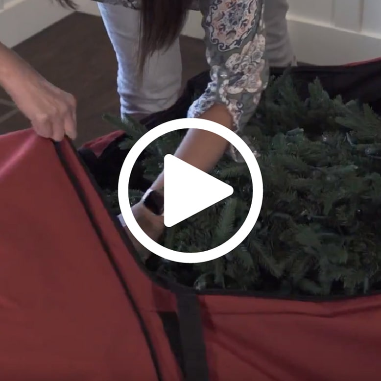 How to load your tree into your SB-10491 XXL Expandable Tree Storage Dolly