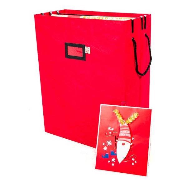 Gift Bag & Tissue Paper Storage Box | Santa's Bags