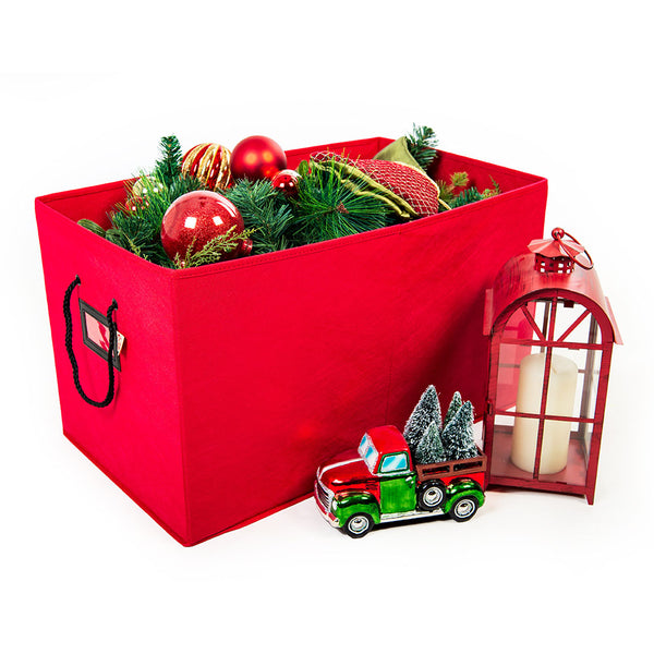 Multi-Use Storage Box | Santa's Bags
