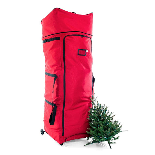 XXL Expandable Tree Storage Dolly | Santa's Bags