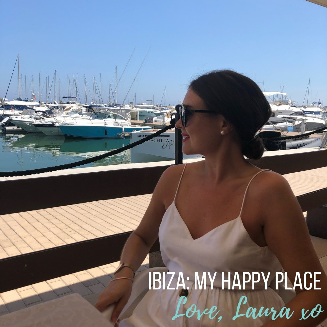 Ibiza: My Happy Place🏝️ | The Walk in Wardrobe