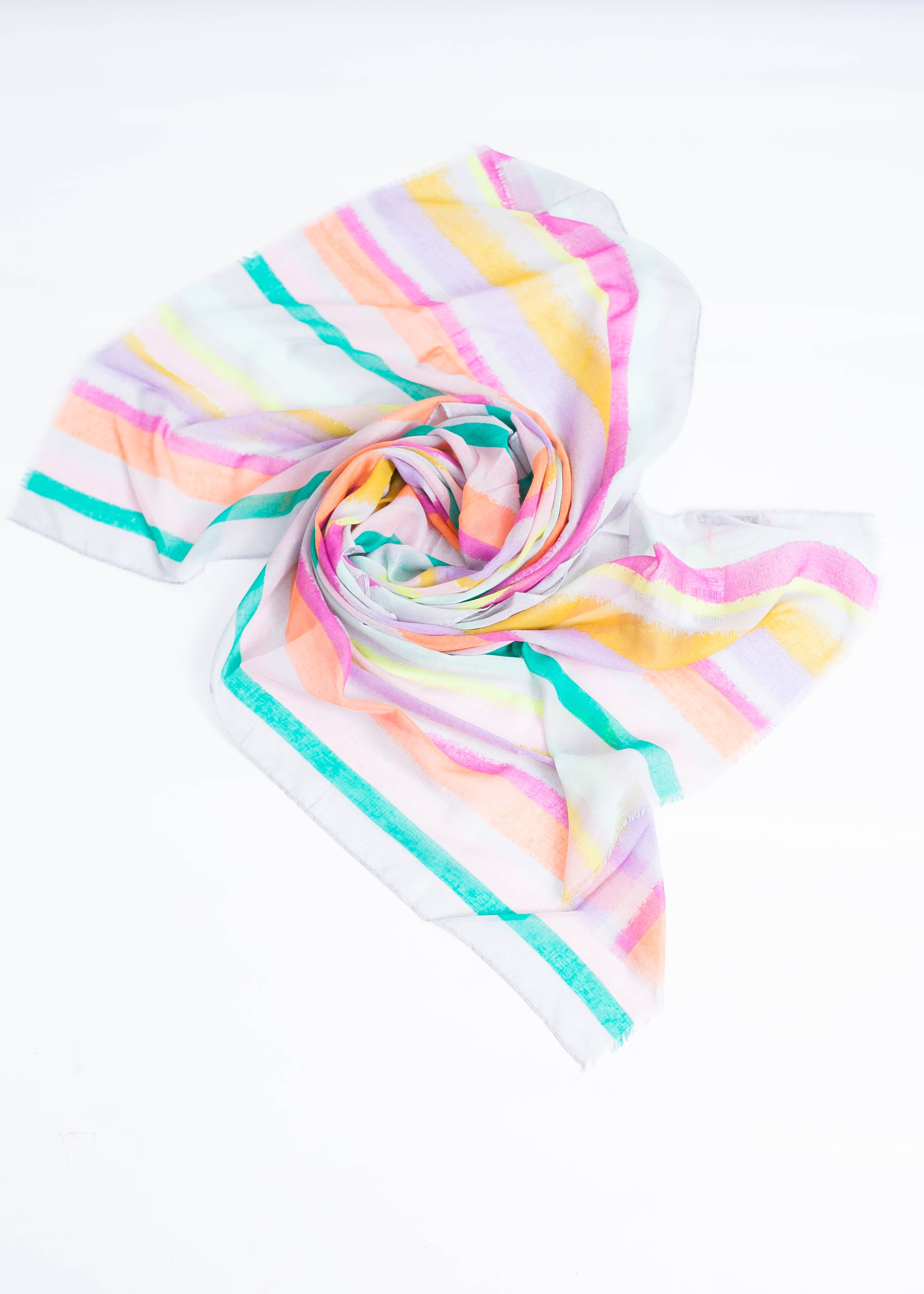 Carly Multicoloured Scarf