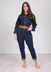 Emilia Denim Jumpsuit