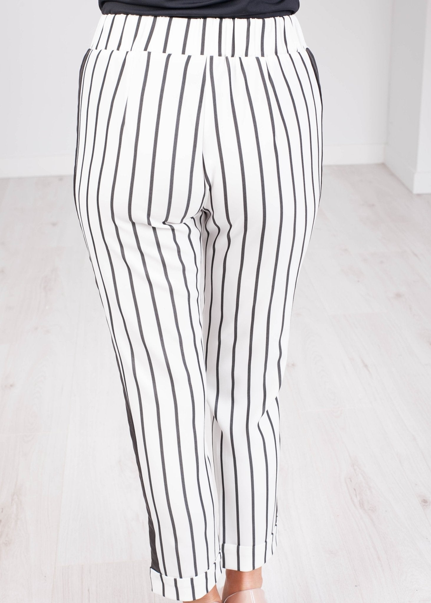 Alana Stripe Trousers - The Walk in Wardrobe