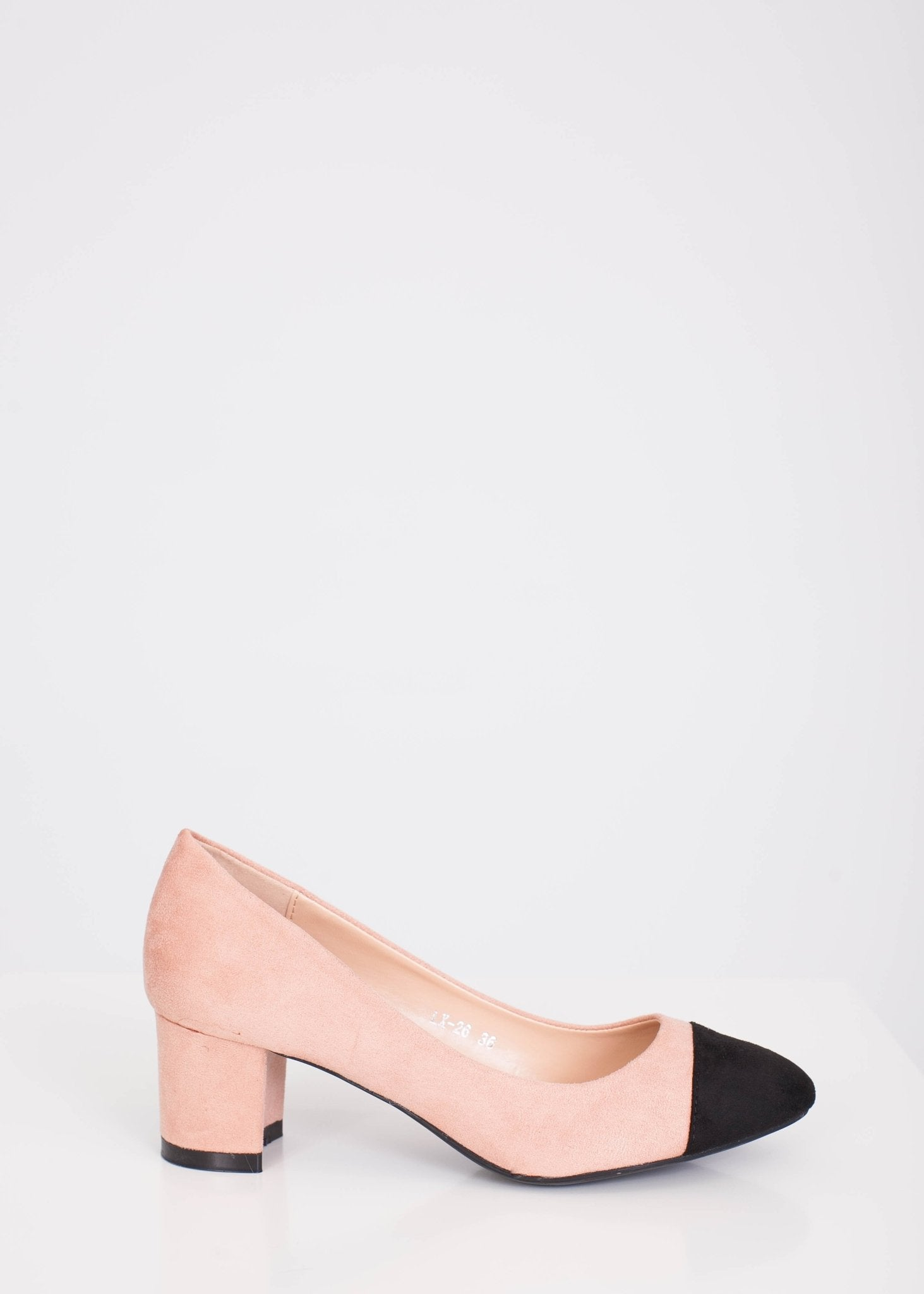 Alice Block Heel Shoes - The Walk in Wardrobe