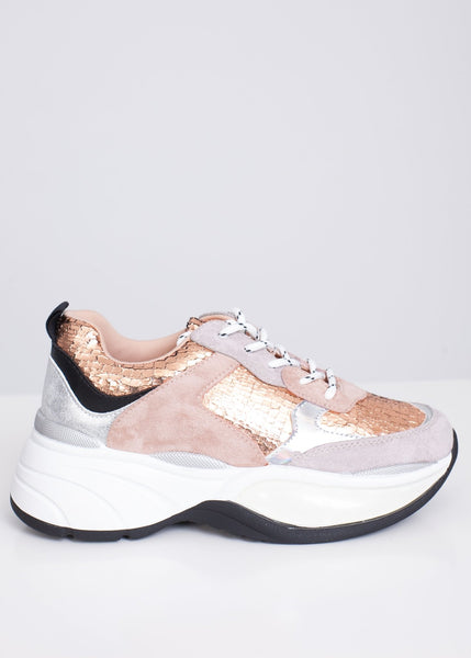Alice Chunky Trainers – The Walk in