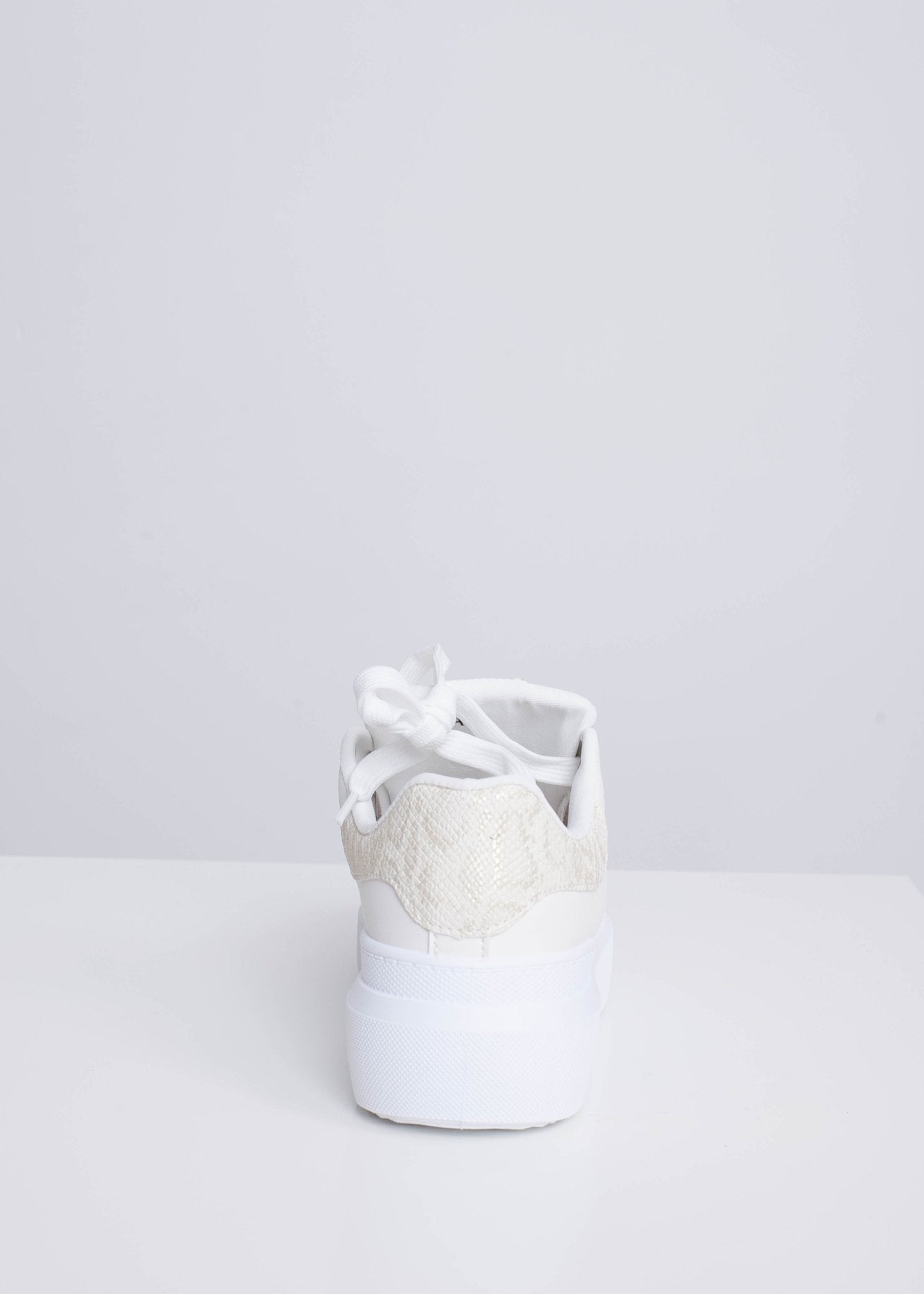 Alice Gold Regal Trainers - The Walk in Wardrobe