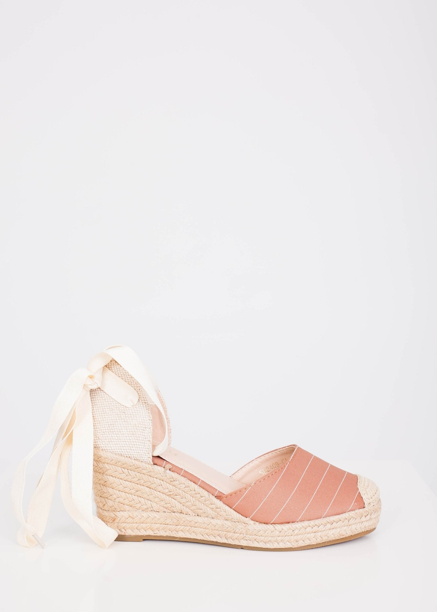 Alice Tan Wedges - The Walk in Wardrobe