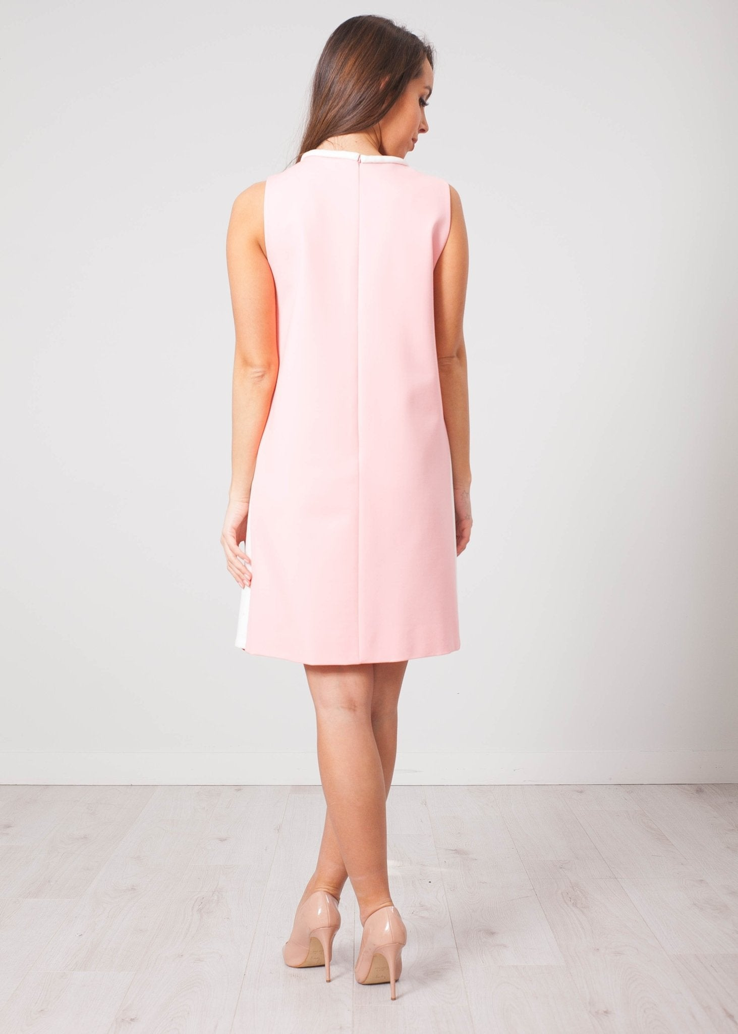 Aliyah Pink Dress - The Walk in Wardrobe