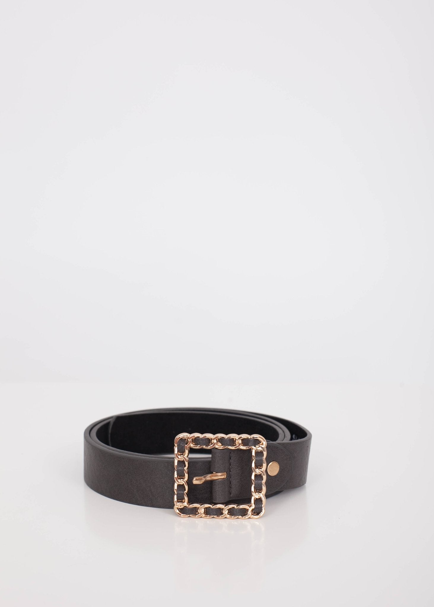 Emilia Chain Buckle Belt - The Walk in Wardrobe