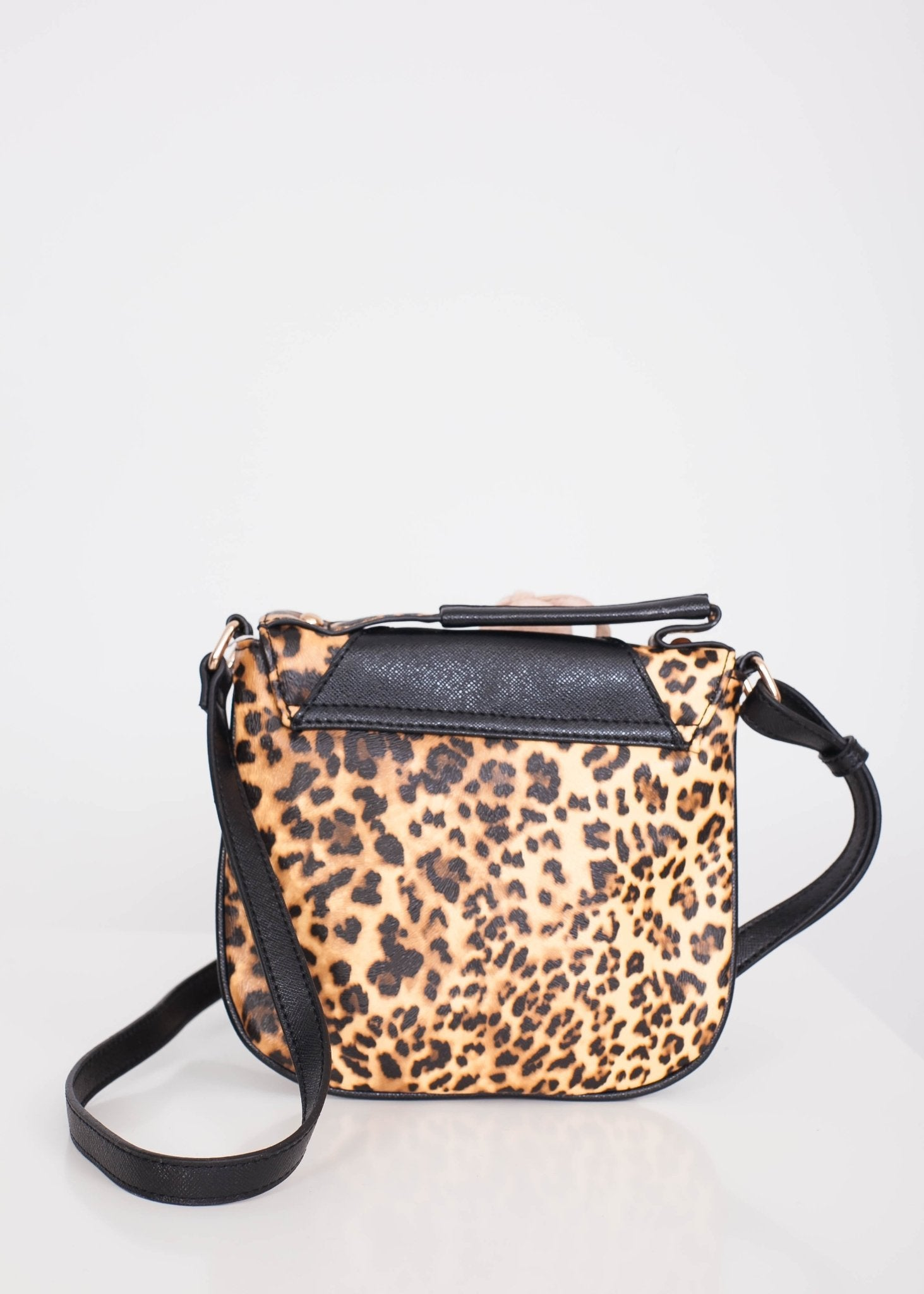 Emilia Leopard Crossbody Bag - The Walk in Wardrobe