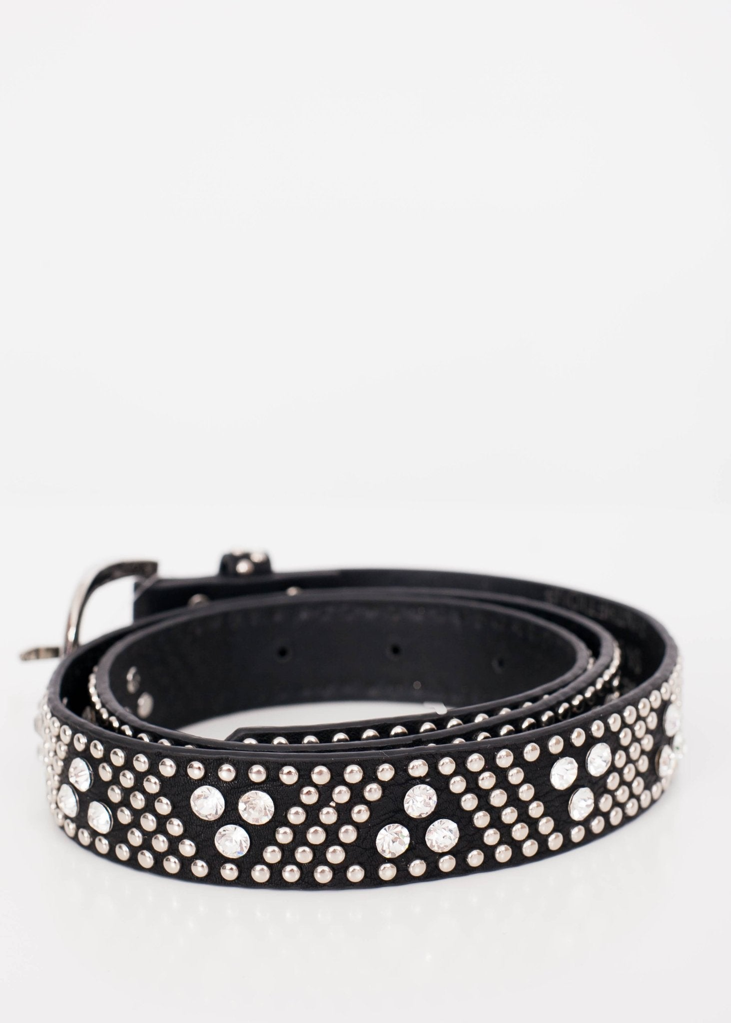 Emilia Stud & Diamante Belt - The Walk in Wardrobe