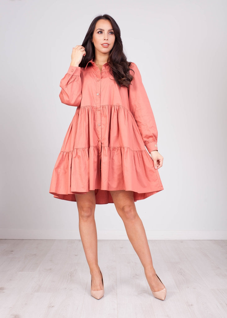 Fifi Rose Tiered Bee Dress - The Walk in Wardrobe
