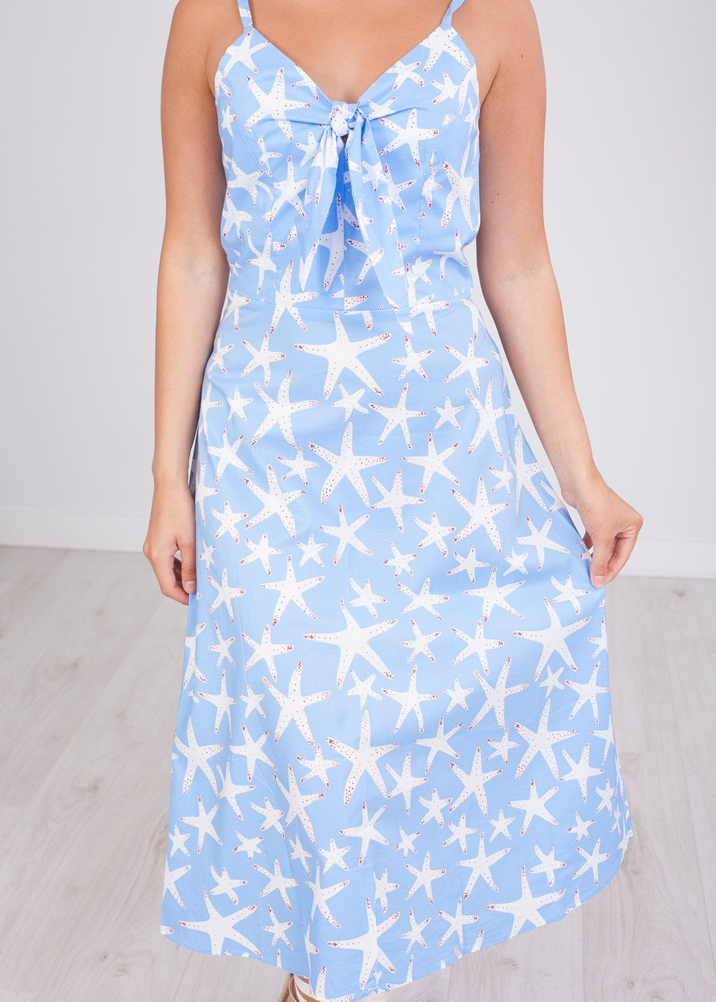 Frankie Starfish Midi Dress - The Walk in Wardrobe