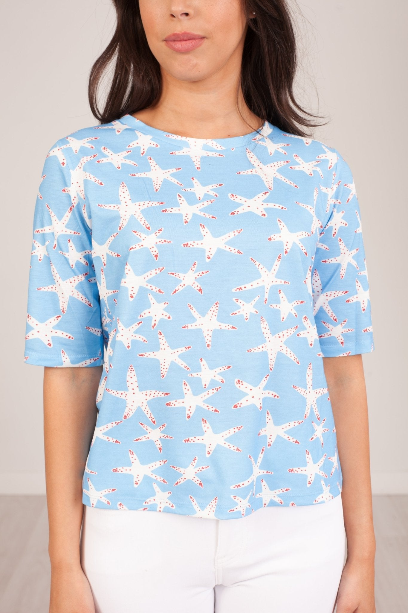 Frankie Starfish T-Shirt - The Walk in Wardrobe