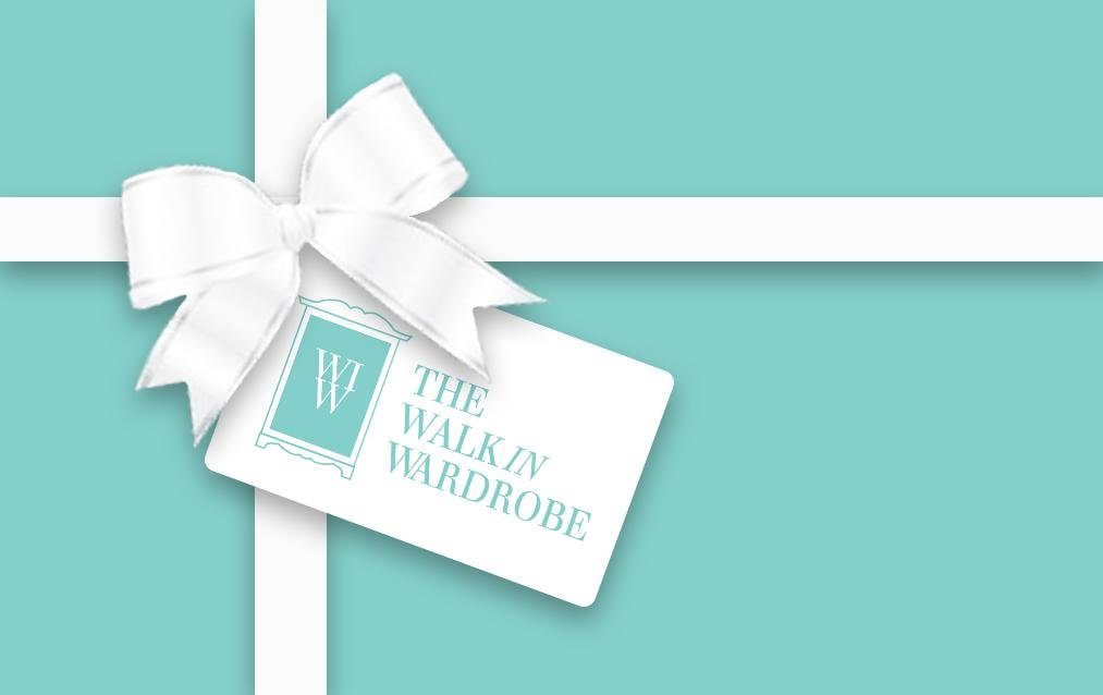 Gift Card - The Walk in Wardrobe