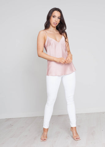 Marley Cami In Blush - The Walk in Wardrobe