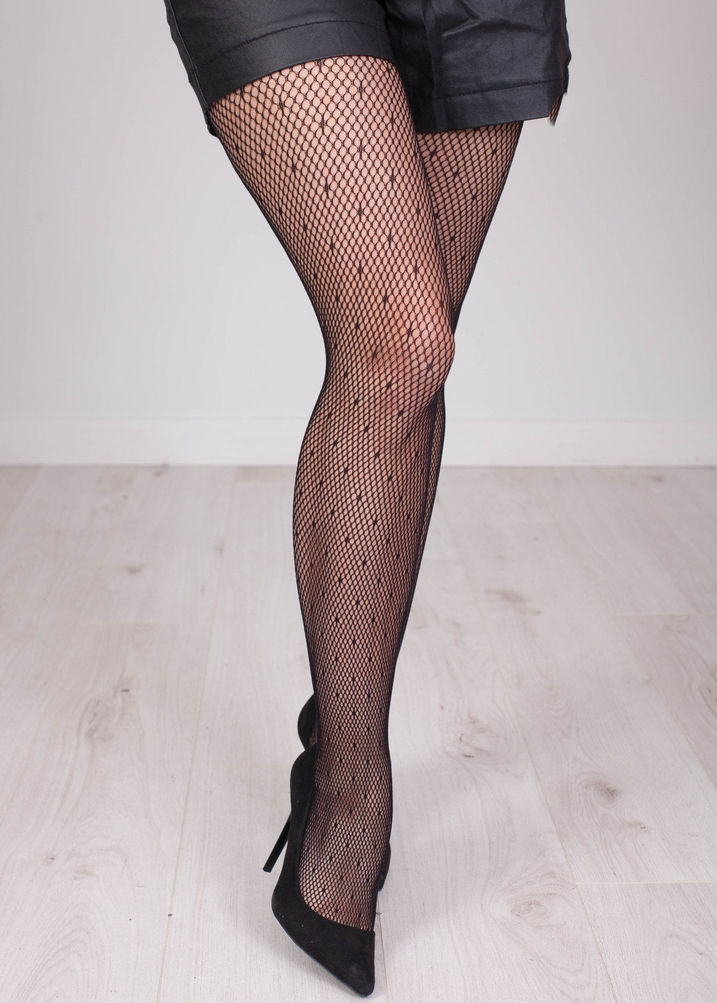 Priya Small Polka Dot Tights - The Walk in Wardrobe