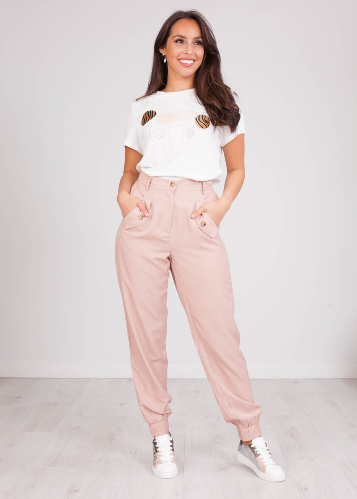 Sissy Rose Trousers - The Walk in Wardrobe