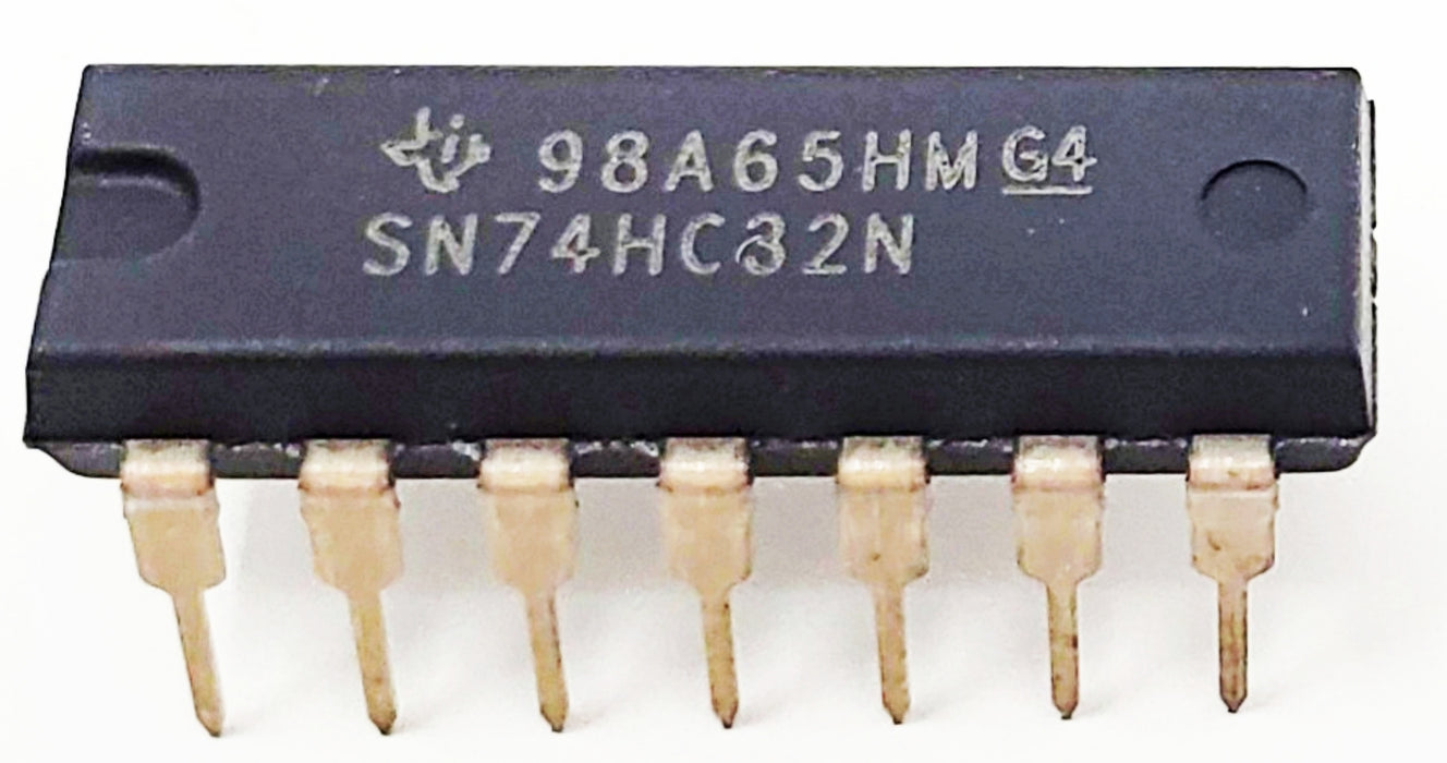 SN74HC32N 74HC32 Quadruple 2-Input Positive-OR Gates IC