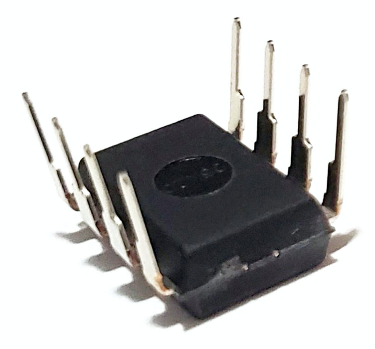 LM833N/NOPB LM833N LM833 LM833-N Dual Low Noise, High Speed and Wide Bandwidth Operational Amplifier Op Amp Breadboard-Friendly IC DIP-8