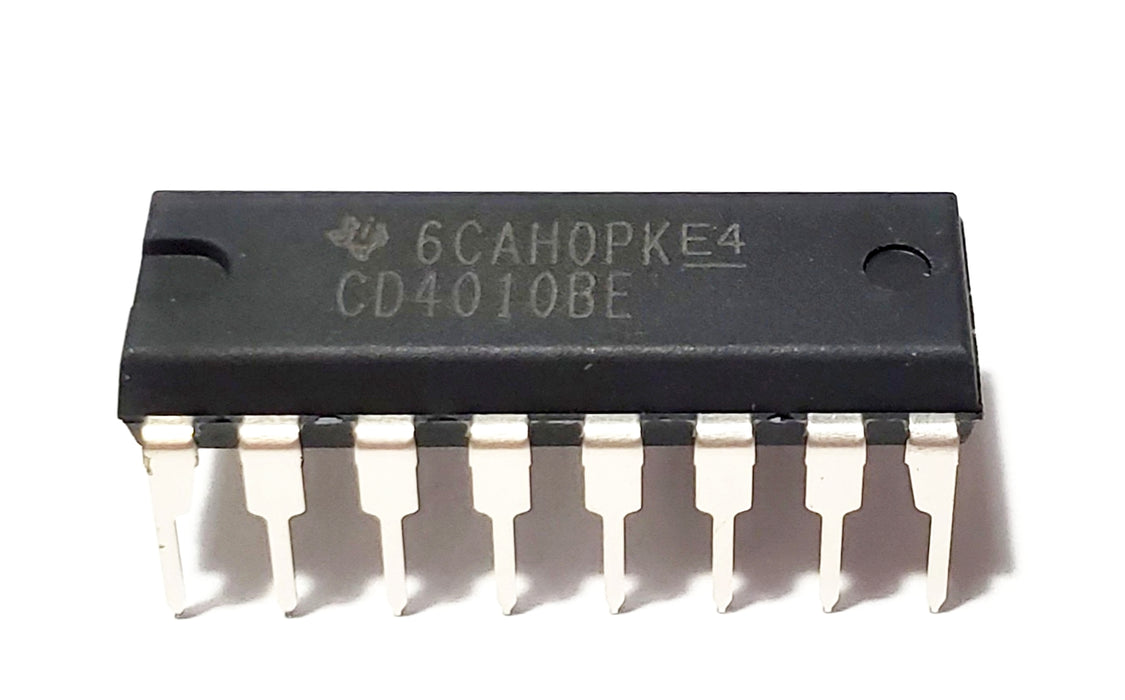 CD4010BE CD4010 CMOS hex non-inverting buffer/converter