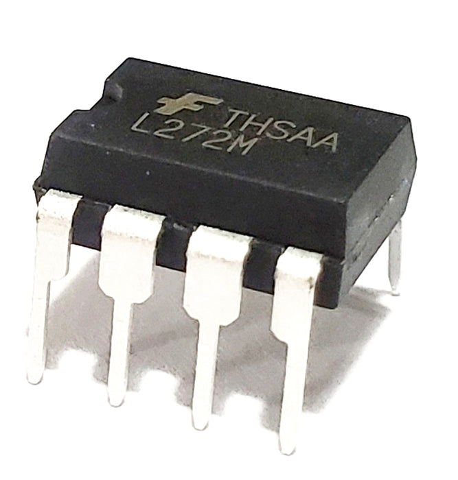 L272M L272 High Power Dual Power Operational Amplifier